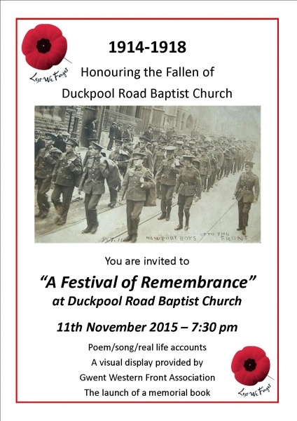 A Festival of Remembrance
